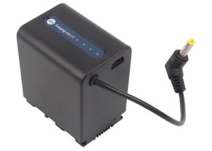 JVC BN-VG121, BN-VG121U, BN-VG121SU, BN-VG121US  With Cable akku - 3000 mAh