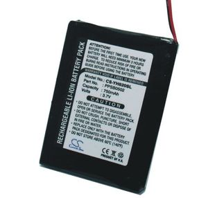 Samsung YEEP YH-820, YEEP YH-820MS, YEEP YH-820S, YEEP YH-820MW, YEEP YH-820MW/XSH, YEEP YP-820, YEEP YP-820S, YEEP YH-820MC akku 750 mAh