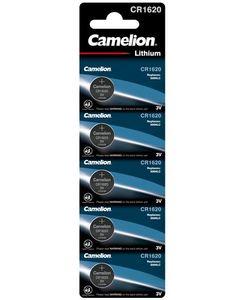 Camelion Nappiparisto CR1620 5 kpl pakkaus