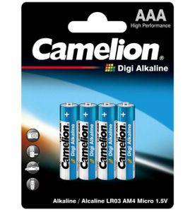 Camelion Digi LR03 AAA Paristo - 4 kpl