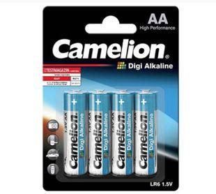 Camelion Digi LR6 AA alkaliparisto, 1,5V, 4-pakkaus