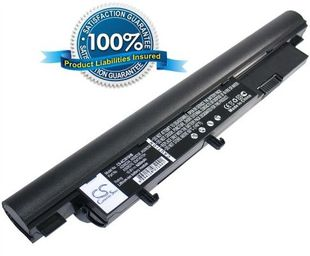 Acer Aspire Timeline 3810T ja 4810T akku 6600 mAh musta