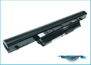 Acer Aspire Timeline 3820T ja 4820T akku 4400 mAh musta