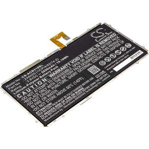 Acer B3-A10-K154, B3-A10-K3BF, Iconia One 10 B3-A10 akku 5050mAh