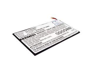 Acer Iconia Tab 10 A3-A40 Tabletin Akku 5700mAh