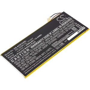 Acer A1-734 akku 3300mAh