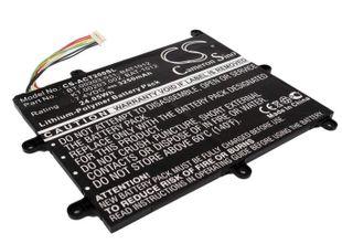 Acer Iconia Tab A200, Iconia Tab A210 Tabletin Akku