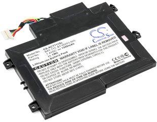 Acer Iconia Tab A100, Iconia Tab A101 Tabletin Akku