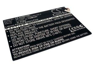 Acer Aspire P3-171-3322Y2G06as, Aspire P3-1715333Y2G12as, Iconia Tab A3 Tabletin Akku