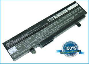 Asus Eee PC 1015,Eee PC 1015p, 4400 mAh Black