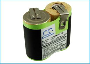 Black+Decker Classic HC 410E, Classic HC400, Classic HC410 akku 3000mAh / 7.20Wh