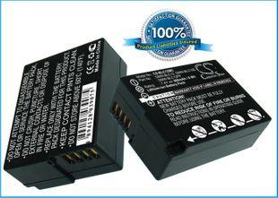 Panasonic DMW-BLC12, DMW-BLC12E, DMW-BLC12PP akku - 800 mAh