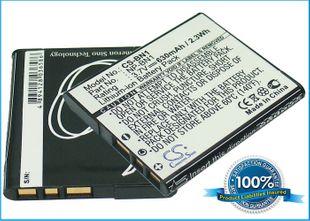 Sony NP-BN1 yhteensopiva akku 630 mAh