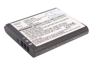 Panasonic DMW-BCN10, DMW-BCN10E, DMW-BCN10PP akku 7702 mAh