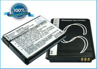 Samsung BP-70A, EA-BP70A yhteensopiva akku 740 mAh