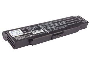 Sony VAIO PCG-6C1N, VAIO VGC-LA38C, VAIO VGC-LB51 akku 6600mAh