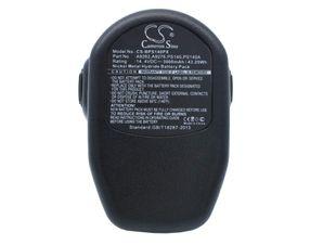 Black & Decker CD1402K2, CD140GK, CD140GK2 Työkalun Akku