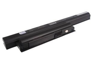 Sony Vaio VGP-BPS22, VGP-BPS22A, VGP-BPL22, VGP-BPS22/A yhteensopiva akku - 4400 mAh Musta