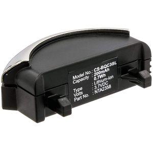 Bose 40228, 40229, QC3 akku 200mAh
