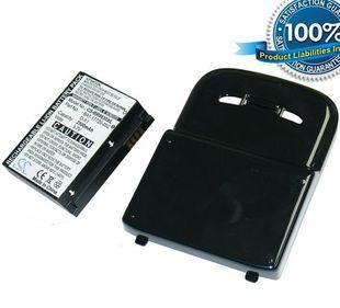 Blackberry Tour 9630, Bold 9650 tehoakku laajennetulla takakannella 2500 mAh
