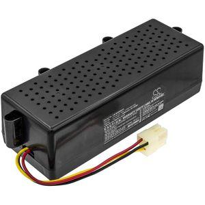 Bosch Indego 1000, Indego 10C, Indego 1100 Connect akku 3000mAh