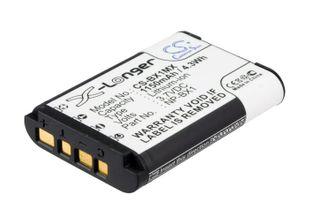 Sony Cyber-shot DSC-RX100 yhteensopiva akku 1150mAh