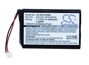 Baracoda B40160100, BRR-L, BRR-L Evolution akku 2400mAh