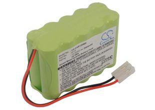 Cardiette Cardioline ECG Recorder AR1200, Cardioline ECG Recorder AR1200, Cardioline ECG Recorder AR1200 akku 2000mAh