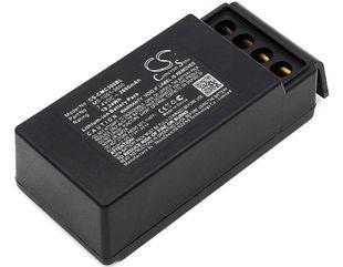 Cavotec M9-1051-3600 EX, MC-3, MC-3000 akku 2600mAh