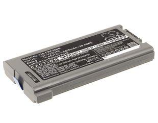Panasonic Toughbook CF-30, Toughbook CF-31, Toughbook CF-53 akku 8400mAh