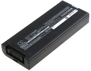 Panasonic Toughbook CF18, Toughbook CF-18, Toughbook CF-18D akku 7400mAh