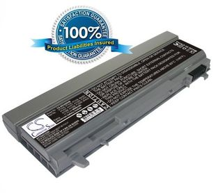 Dell Latitude E6400, Latitude E6500, precision M2400, precision M4400 , 6600 mAh Musta