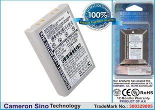 Casio DT-X100, DT-X7, DT-X7M10E akku 1100mAh
