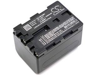 Sony CCD-TRV108, CCD-TRV118, CCD-TRV128 akku 3200mAh