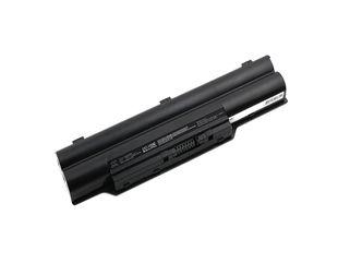 Fujitsu Lifebook S7110 / S6310 akku 4400 mAh - Musta