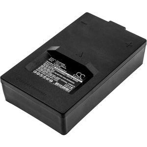 Hiab 2055112, Combi drive 5000, Dulevo 5000 combi akku 2000mAh