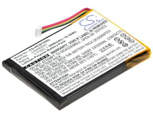 HP CQ720A, eStation Zeen, Photosmart eStation C510 akku 5000mAh