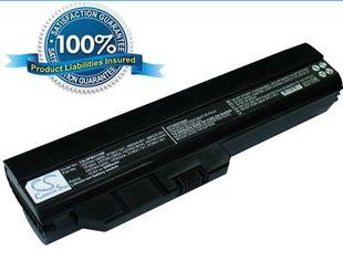 HP Mini 311 akku 6600 mAh - Musta