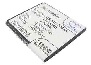 Huawei Ascend G350, Ascend G350-U00, Ascend T8833 akku 1750 mAh