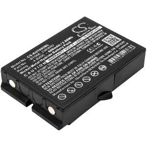 IKUSI 2303692, ATEX transmitters, RAD-TF transmitters akku 600mAh