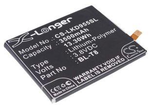 LG Chameleon, D950, D955 akku 3500 mAh