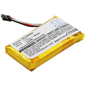Logitech H600 981-000341 akku 240mAh / 0.89Wh
