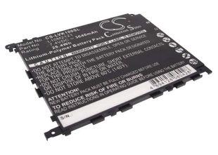 Lenovo IdeaPad K1 Tabletin Akku