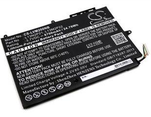Lenovo Miix 2 / Miix 2 10 / Miix 3 10 Tabletin Akku