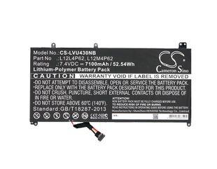 Lenovo IdeaPad U430, U330t akku 7100 mAh