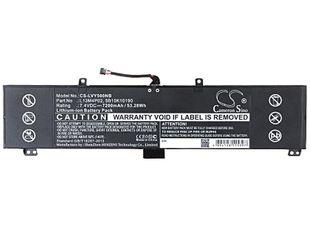 Lenovo Eraser Y50 / Y50-70 akku 7200 mAh
