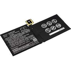 Microsoft Surface Pro 5 akku 5900mAh