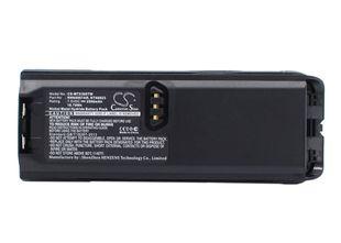 Motorola NTN8293, NTN8294, Tetra MTP200 akku 2500mAh / 18.75Wh