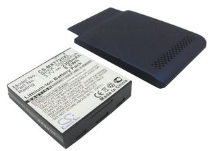 Cameron Sino tarvikeakku Motorola X720 tehoakku erillisellä laajennetulla takakannella 2300 mAh