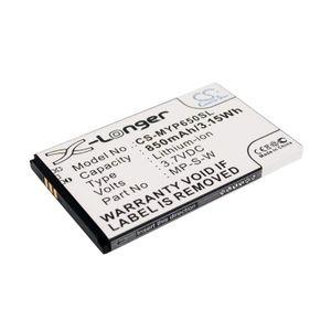 Myphone 6500 akku 1000mAh/3.7Wh